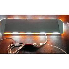 LED de seguridad Vehículos de emergencia 88W Ámbar led de advertencia Parpadeo estroboscópico Barra de luces Barra de remolque barra de luces