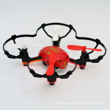 2015 New Gyro mini rc quadcopter 2.4G 4 CH With Led Light RC skull UFO