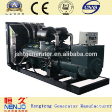 300kw CE Approved Water-cooled Open Type Wudong Generator Set