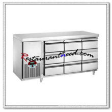 R262 9 Drawer Fancooling Chef Bases