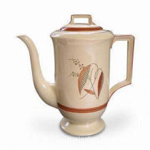 Coffee Pot, Made of Ceramic, Customized Colors and Designs are Welcome