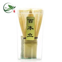 Batidor de té de bambú hecho a mano Matcha