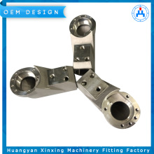 T6 Heat Treatment Continue Aluminum Trade Assurance Casting Part