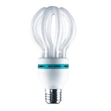 Iluminação da lâmpada da economia de energia de Lotus 45W com E27 / B22