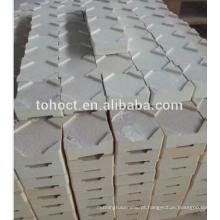 Alta temperatura Refratário RBSIC / SIC / Mullite / alumina zirocnia cerâmica saggar