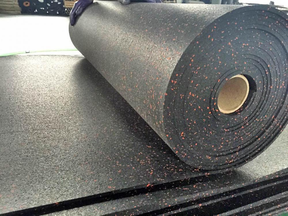 6mm Rubber Floor
