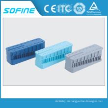 CE-zugelassener Wurzelkanal-Messblock Kunststoff-Block