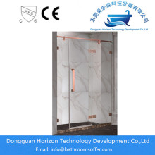Cheap shower enclosures standing glass shower
