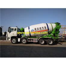 16 CBM 8x4 SINOTRUK Concrete Mixer Trucks