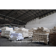 Polyester Viscose grey fabric 60*50/TR30/2*TR30/2/width 165 cm Plain Weave