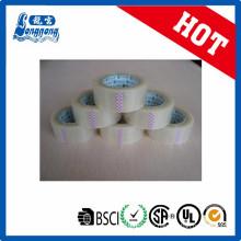 Matériau BOPP Carton Sealing Utilisez du ruban adhésif