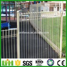 GM Chine fournisseur bonne qualité clôtures en fer forgé