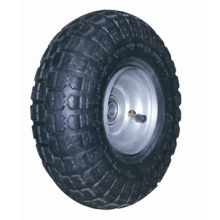 Pneumatic Rubber Wheel 10*3.50-4