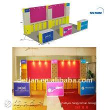 3x6 stand de exhibición duradera Equipo de exposición para feria comercial