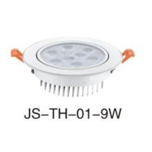 2014 nueva luz LED empotrada en el techo
