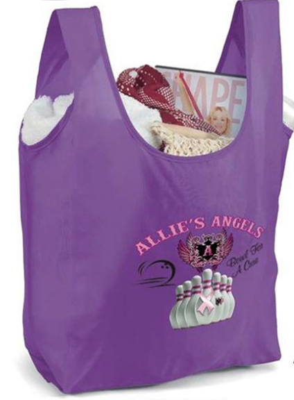 Nylon Tote Shopping Bag