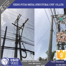 132Kv Steel Transmission Pole