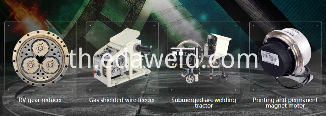 Moto Built Welding Wires Feeder