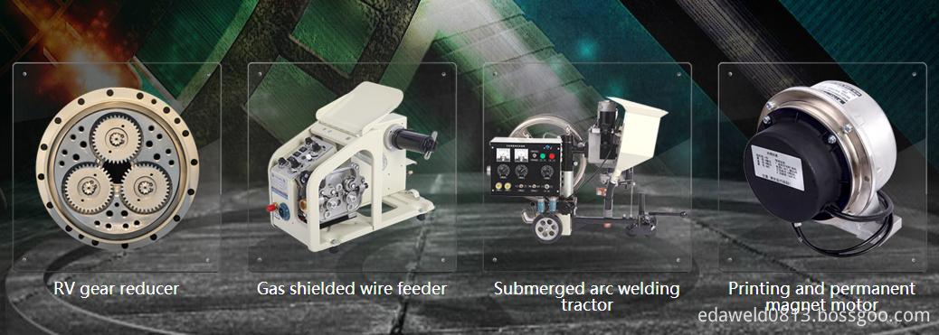 Tig DC24V/DC42V Welding Wire Feeder