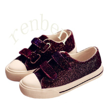 Hot New Sale Fashion Children′s Canvas Shoes