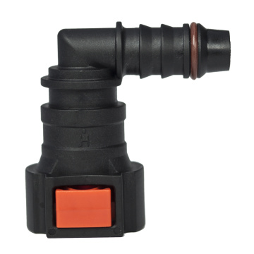 Urea SCR System Quick Connector 9.49 (3/8) - ID8 - 90 ° SAE