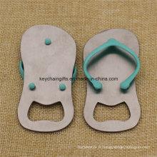 Sandales faites sur commande d'acier inoxydable de promotion avec l'ouvreur de bouteille