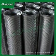 Высокое качество маленькое отверстие 0.4x0.5mm алюминий расширенная металлическая сетка / проволочная сетка для машины / фильтра