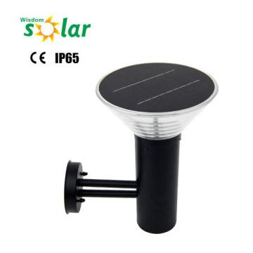 CE de alta potencia al aire libre montado en la pared led iluminación solar (JR-B007)
