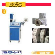 20KHZ / 1500W BDS Fornecimento Ultrasonic Impresso Label Selagem e Máquina De Corte