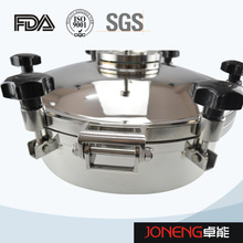 Stainless Steel Pressure Type Round Manhole Cover Manway (JN-ML2001)