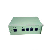 4 Port RJ11 Manual Data Switch Box(ERC422)