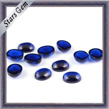 Cabochon piedras preciosas sintéticas sueltas (STG-50)
