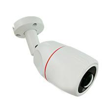 Bala exterior impermeável da câmara de segurança de Fisheye do análogo largo da câmara de vigilância do ângulo