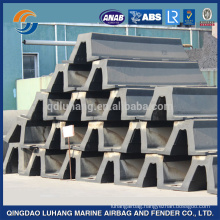Dock Protection Marine Rubber d and V Shape Extruded Rubber Fender