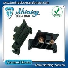 TR-10 35mm Schienenmontierter Schnellverschluss 10 Ampere Anschlussstecker