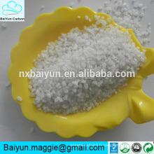 Fourniture professionnelle d'usine prix compétitif blanc alumine fusionné blanc corindon