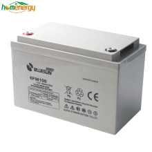 Long Life Cycle Solar Battery 12V 200Ah Battery For Energy Storage System