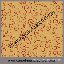 Wholesale cheap China polyamide jacquard wall to wall machine made floor carpet