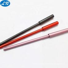 Customized cnc turning colorful anodized aluminum cnc turning pen parts