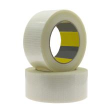 Fita de fibra de vidro reforçada com filamento de resistência forte bidirecional