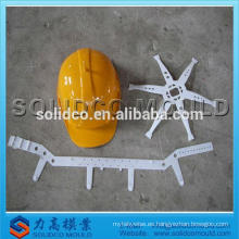 Molde de inyección de plástico del casco de seguridad