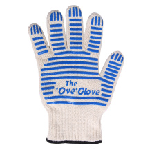 High Temperature Working Blue Gloves