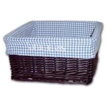Корзина ручной работы из плетеной корзины с экологически чистыми продуктами (BC-ST1007)