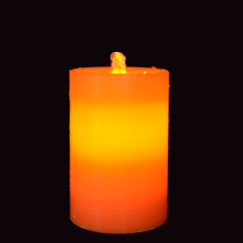 Soothing Fountain led Candle With Timer