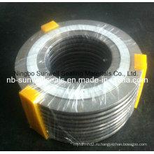 PTFE спиральные набивочные прокладки, уплотнительные прокладки (SUNWELL)