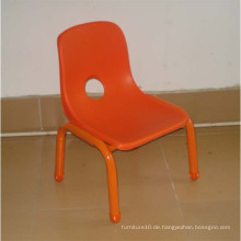 Red Plastic Stühle, Backest Stuhl für Kinder