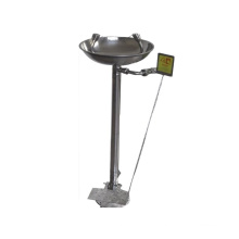 Factory Price Emergency eye wash  with foot pedal