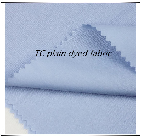 90 Polyester 10 Cotton Dyeing Pocketing Fabric