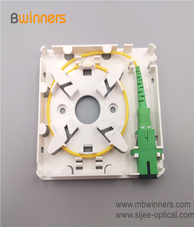 Ftth Wall Outlet Box