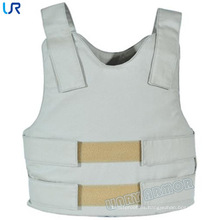 Kevla Aramid Covert Bullet Proof Police chaleco Tactical Body Armor
